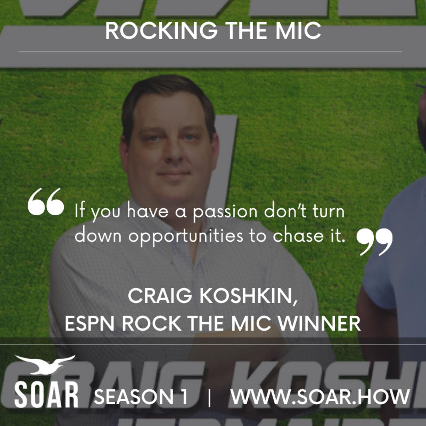 Rocking the Mic: A Journey to Sports Radio
