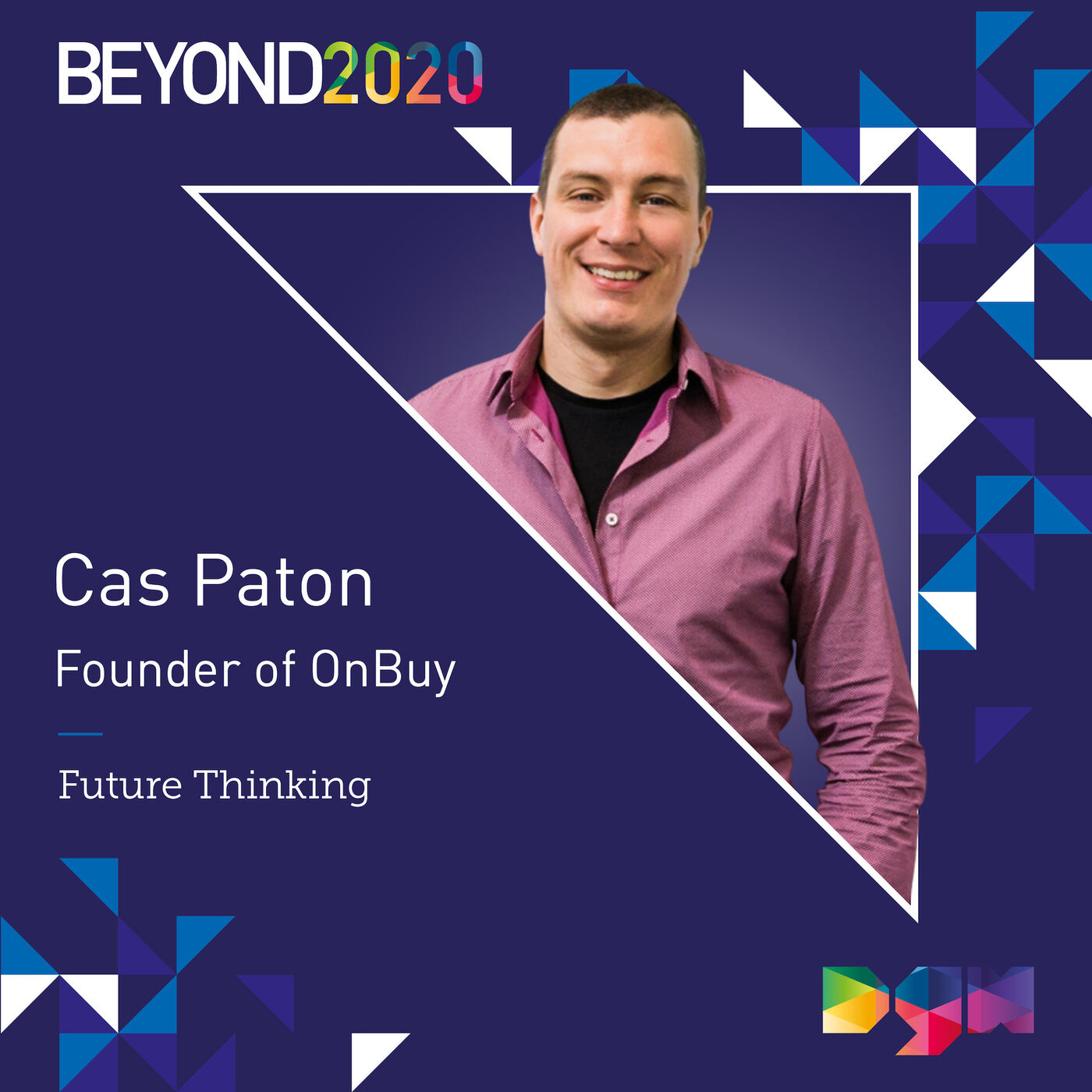 """""""Building the fastest growing online marketplace globally"""" with Founder of OnBuy.com, Cas Paton - BEYOND2020 - #S1E16"""