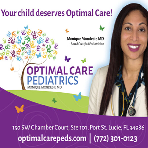 Optimal Care Pediatrics Podcast Artwork Image