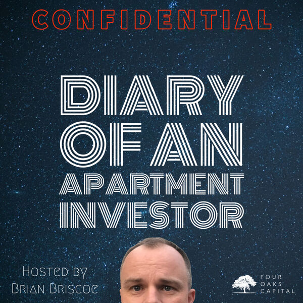 Diary of an Apartment Investor Podcast Artwork Image