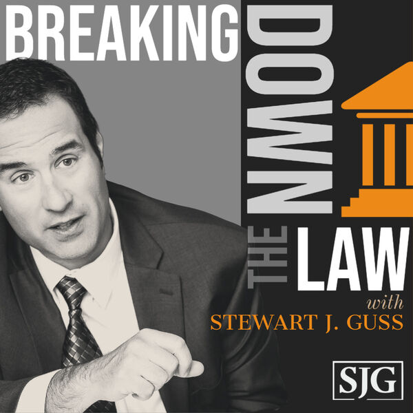 Breaking Down The Law Podcast Artwork Image