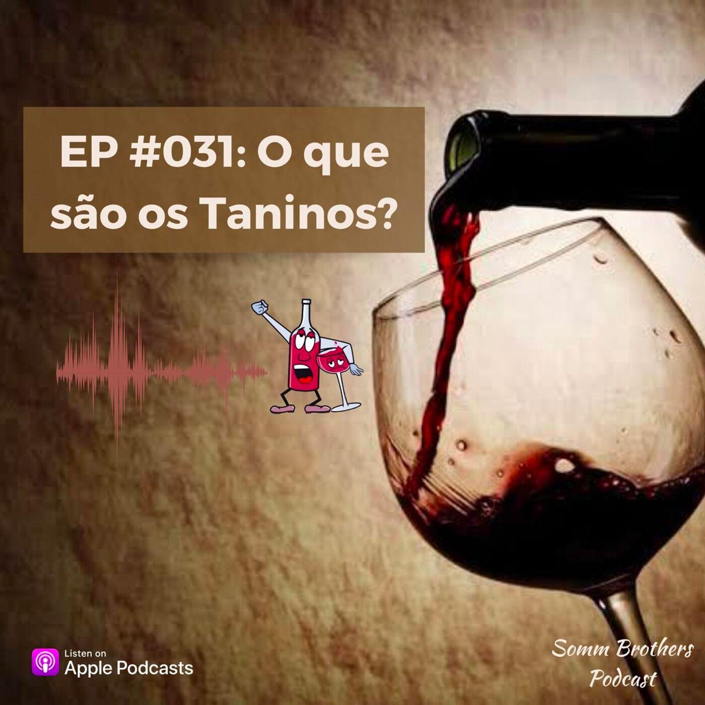 EP #031 - O que são os Taninos?