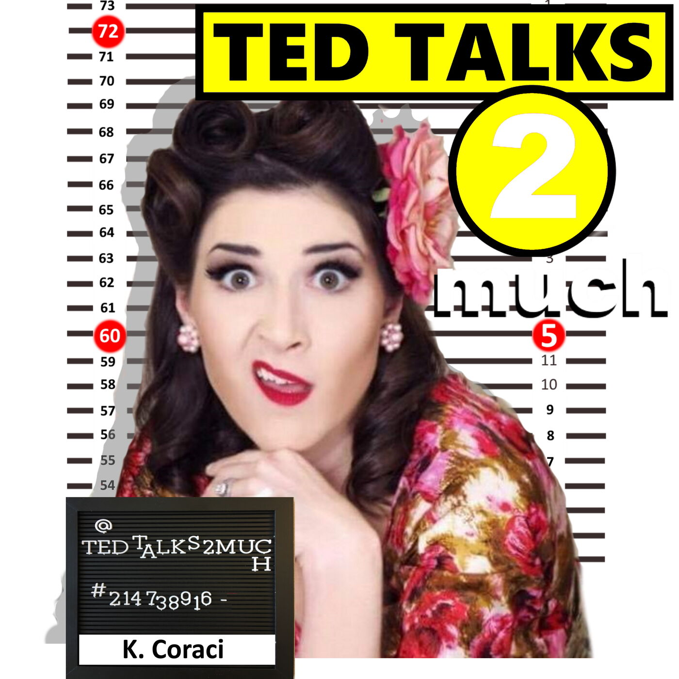 TED TALKS 2 Kara Coraci...about Jerry Springer, Improv and Drag Queen Bingo.