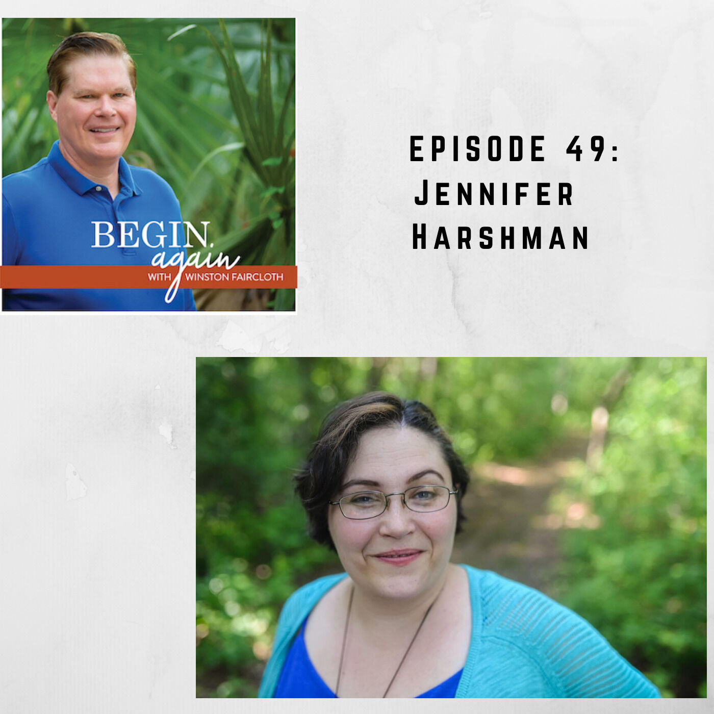 049 BA: Jennifer Harshman: From Curiosity to Calling