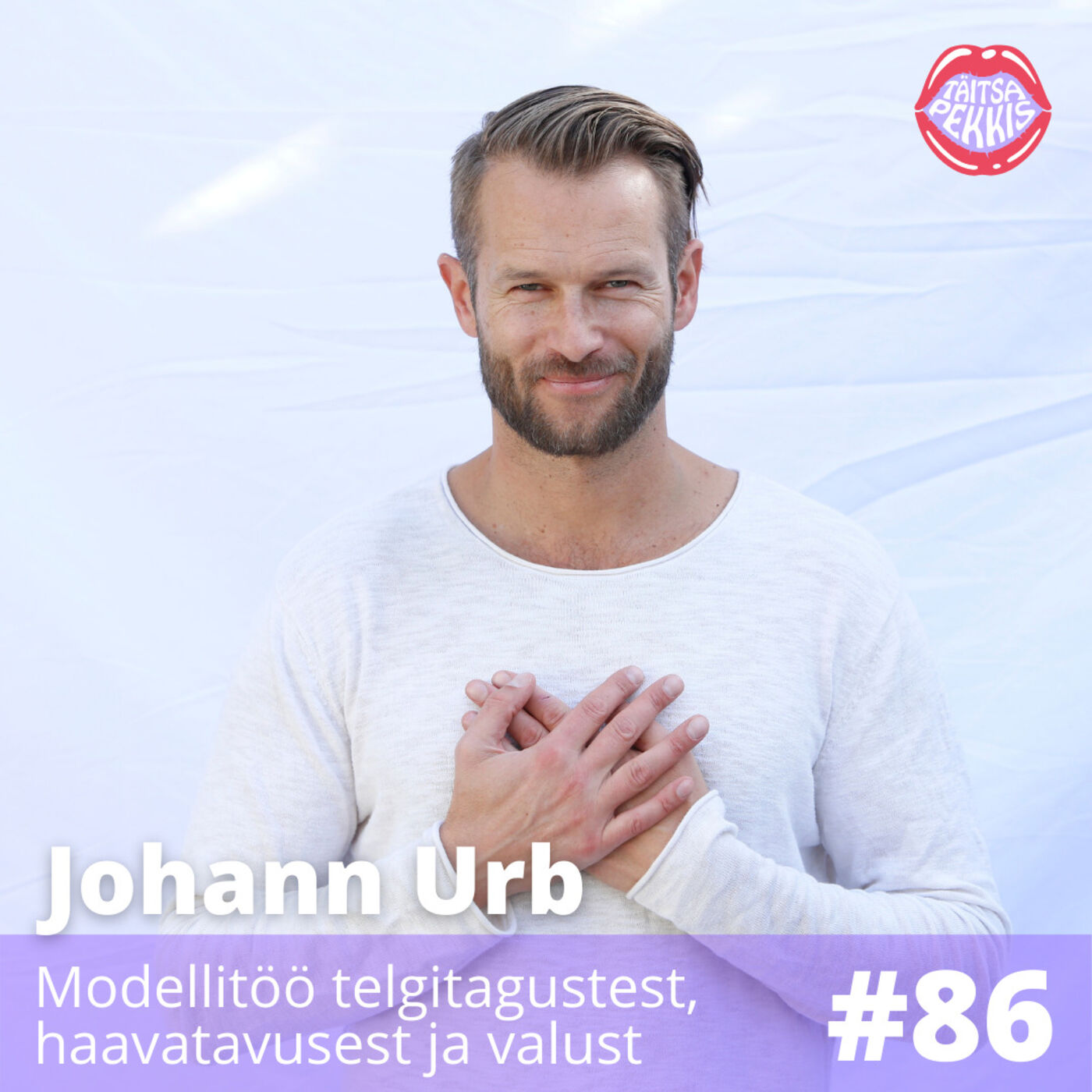 #86 - Johann Urb - Modellitöö telgitagustest, haavatavusest ja valust