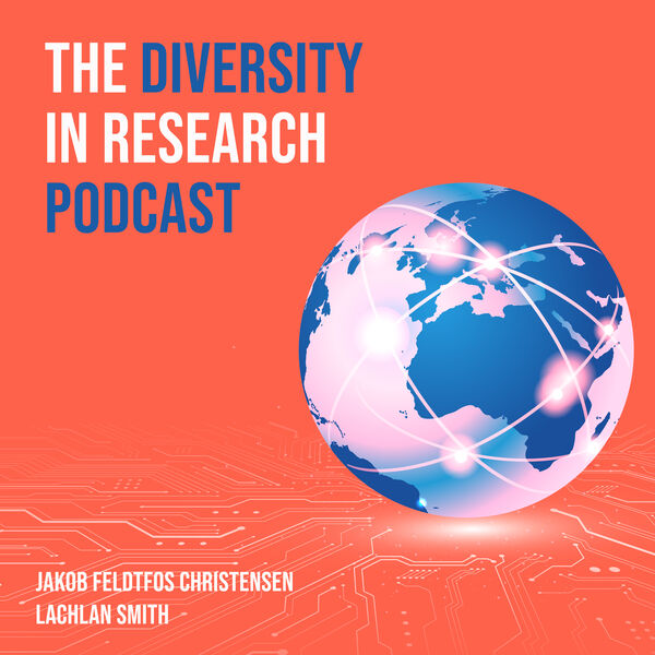 Diversity in Research Podcast Podcast Artwork Image