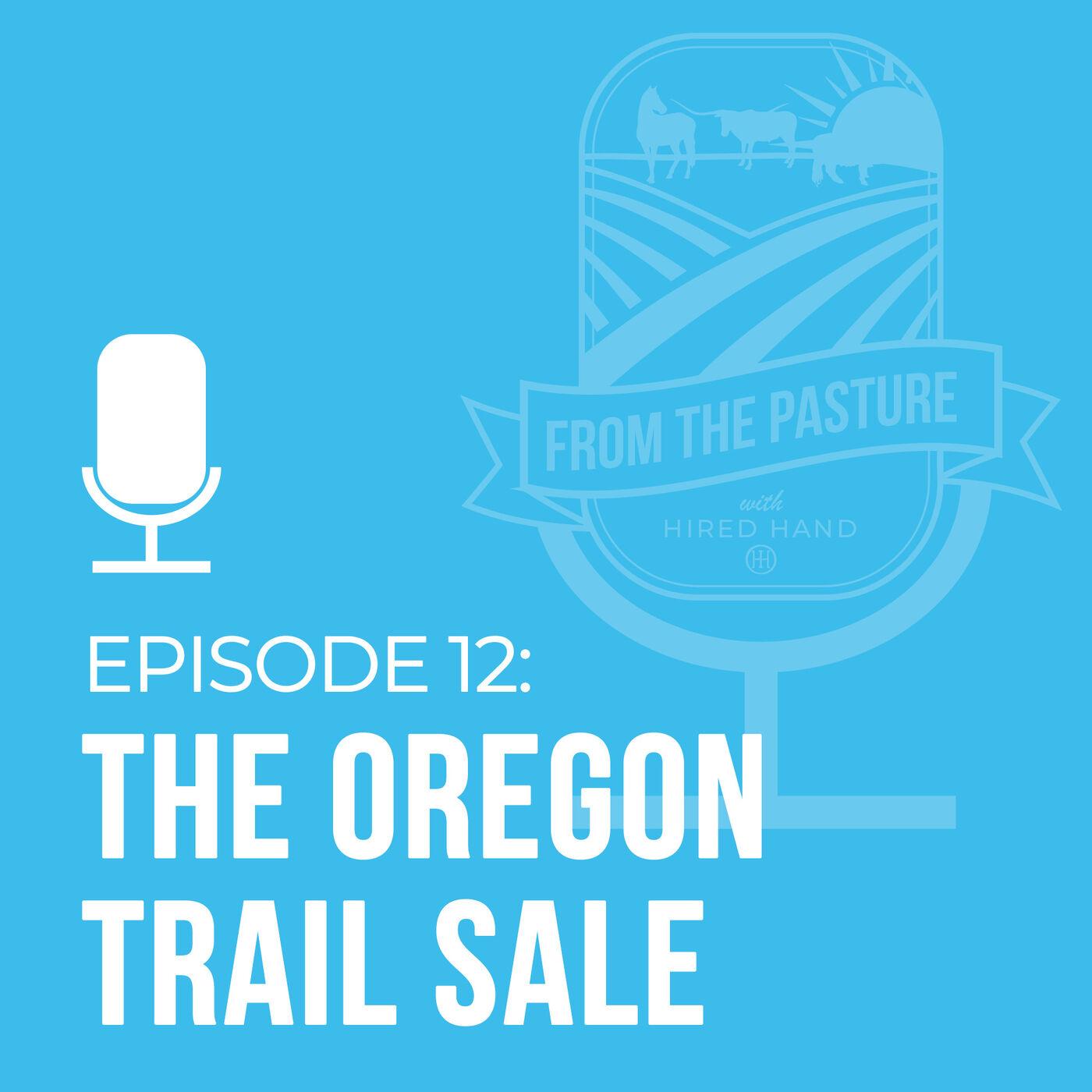 The Oregon Trail Sale
