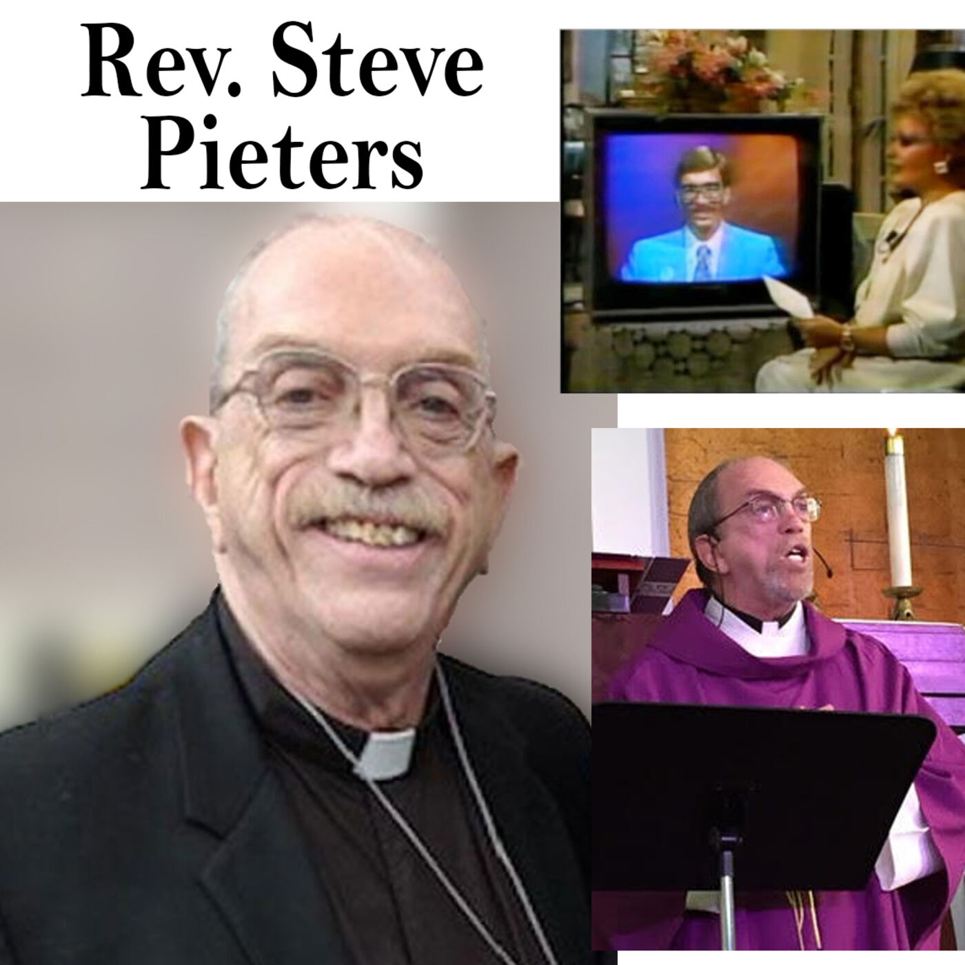 """Harvey Brownstone Interviews Reverend Dr. Steve Pieters, AIDS Survivor and Activist, featured in the film """"The Eyes of Tammy Faye"""""""