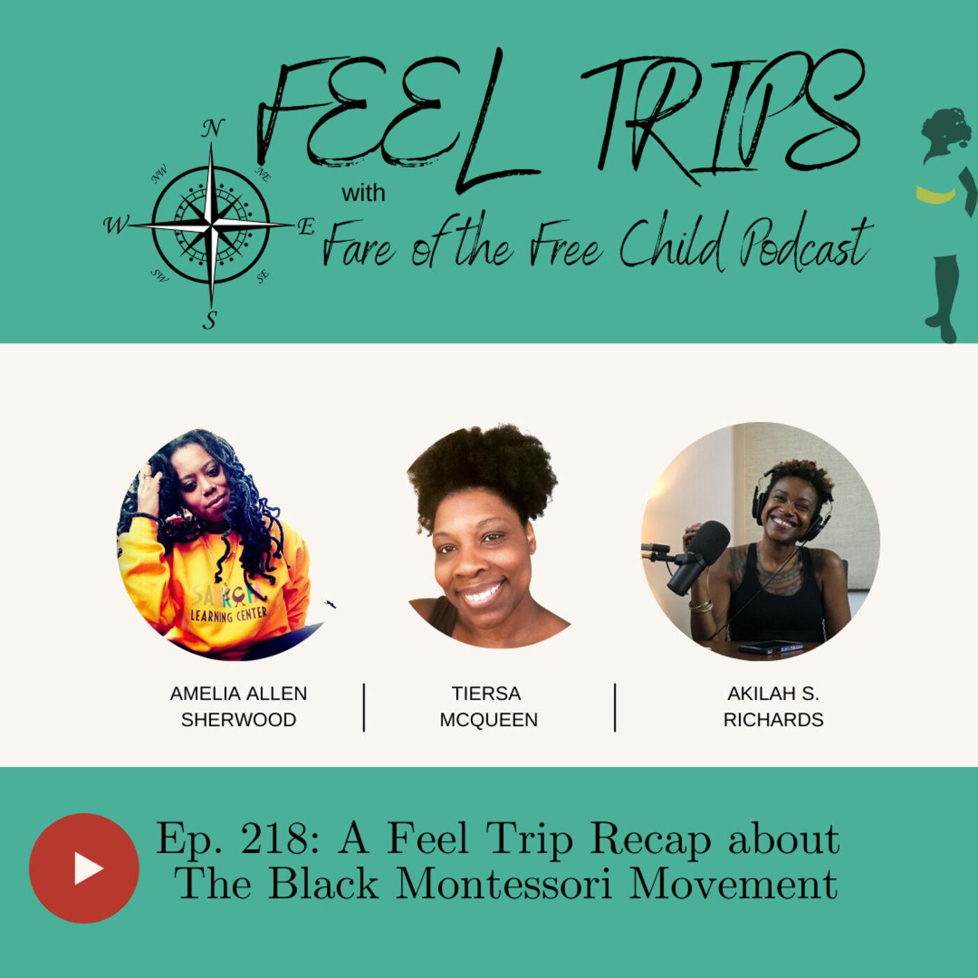 Ep 218: (Pt 3) Black Folks in Montessori Education