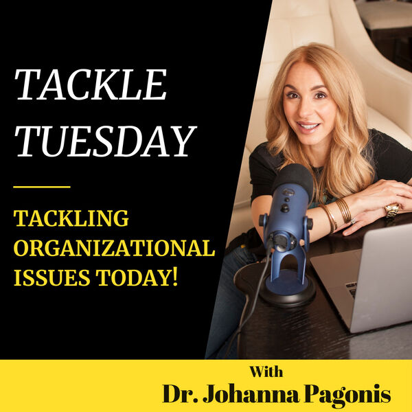 Tackle Tuesday Podcast Artwork Image