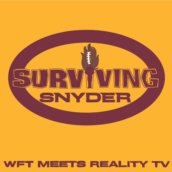 Surviving Snyder Podcast Artwork Image