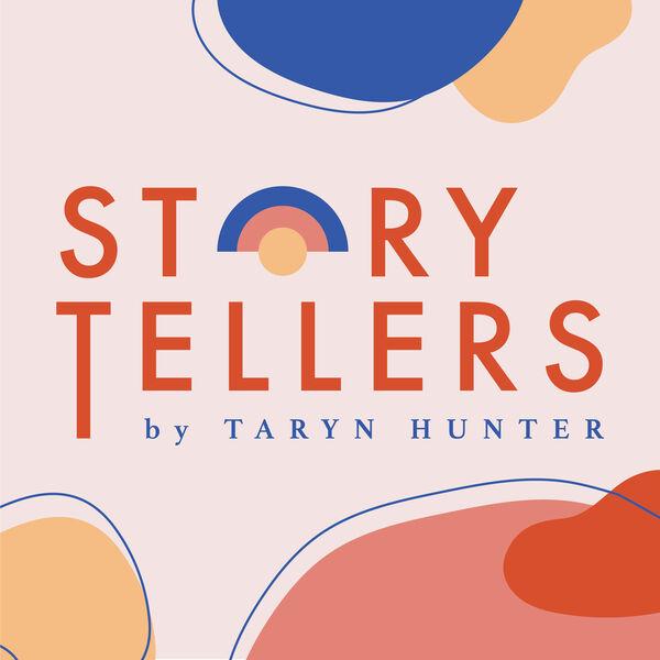 Storytellers Podcast Artwork Image