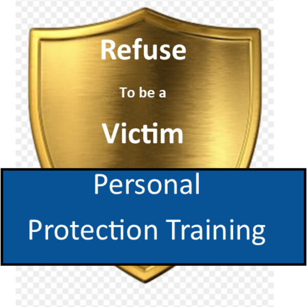Refuse to be a Victim: Personal Protection Training Podcast Artwork Image