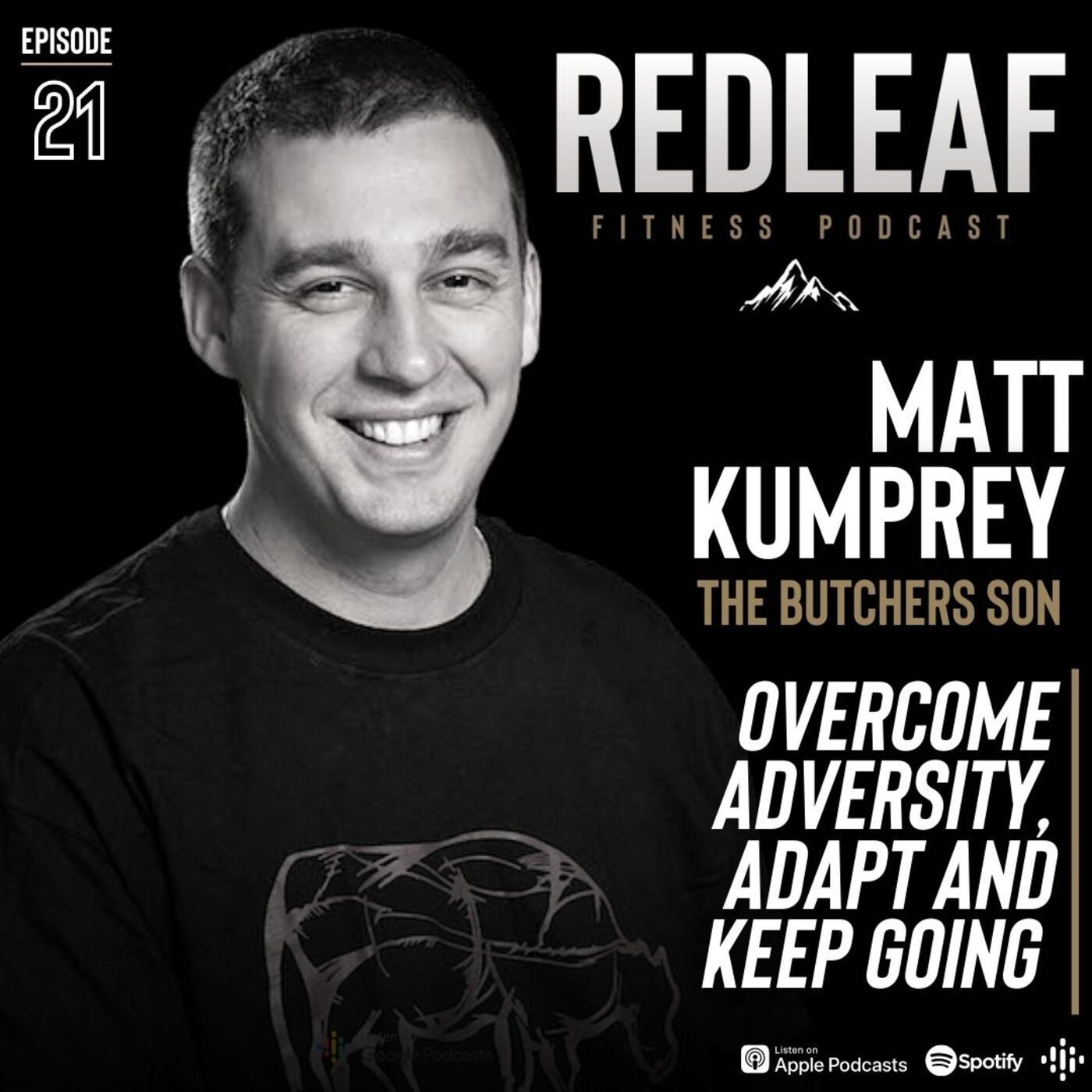 Ep.21 | Matt Kumprey, Co-Owner of The Butchers Son - Overcome Adversity, Adapt and Keep Going
