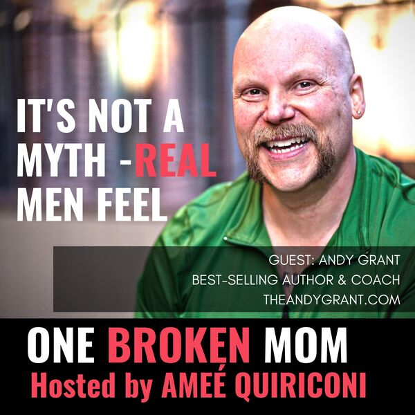 One Broken Mom Podcast Artwork Image