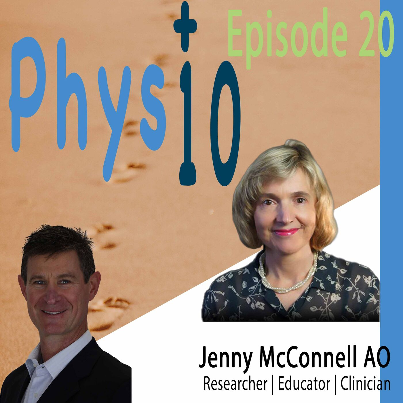 Jenny McConnell AO Clinician | Educator | Researcher | Author