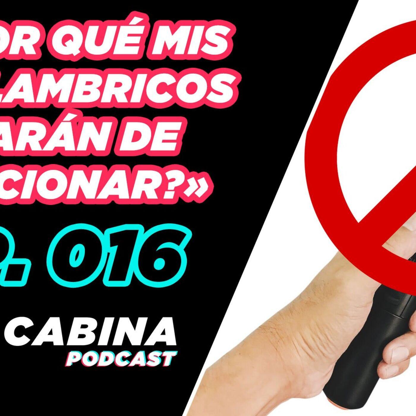 ¿Por qué mis inálambricos dejarán de funcionar? – Podcast «La Cabina» Ep.16