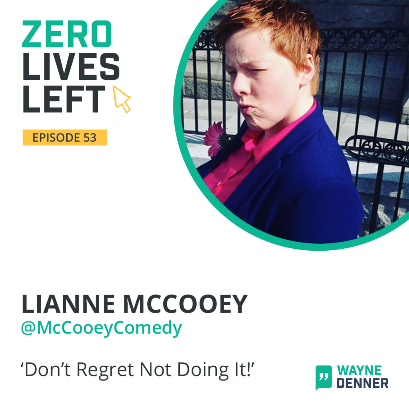 53 Interview with Lianne McCooey