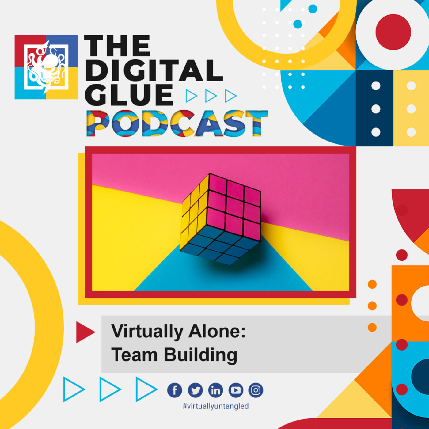 EP: 12 - Virtually Alone: Team Building