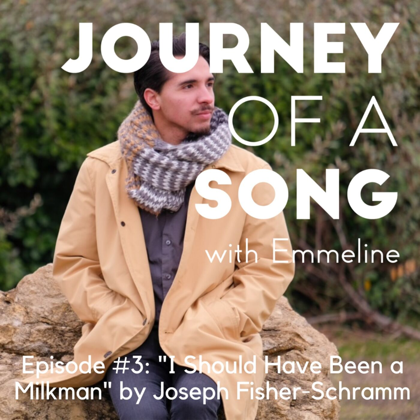 """Episode 3: """"I Should Have Been a Milkman"""" by Joseph Fisher-Schramm"""
