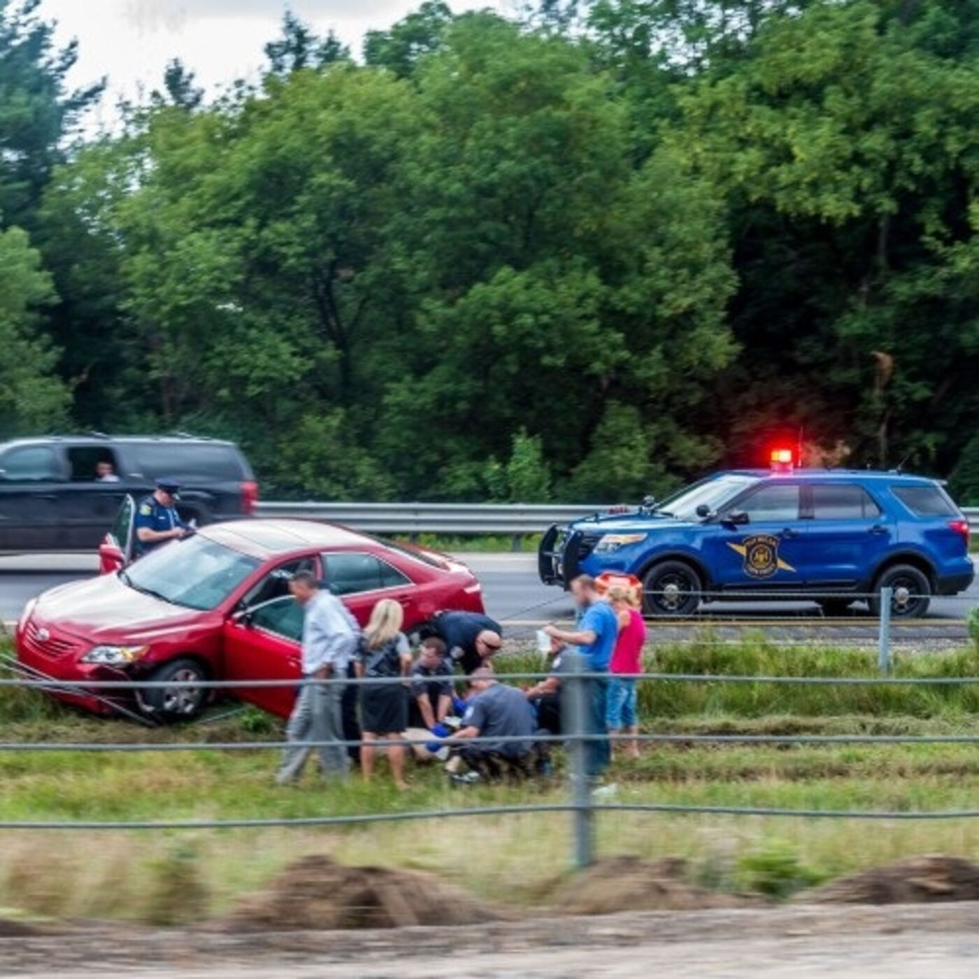 One more time: Fewer people on the roads but more fatal crashes. Why?