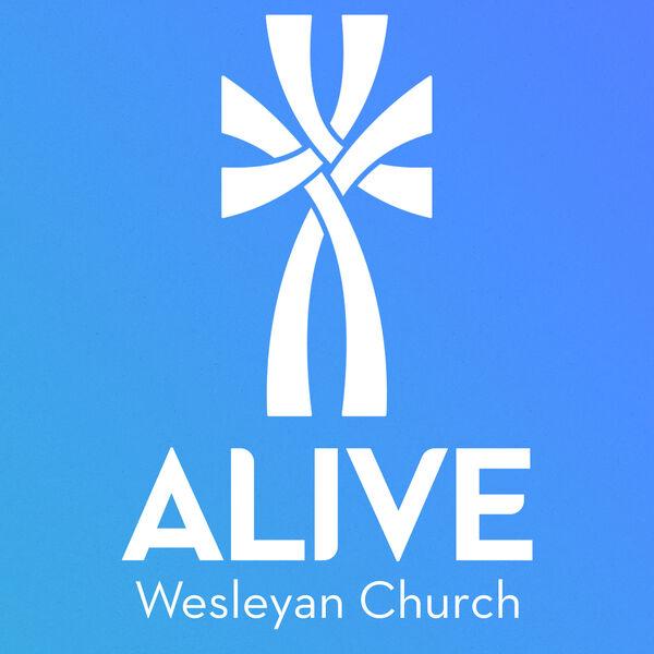 Alive Wesleyan Podcast Artwork Image