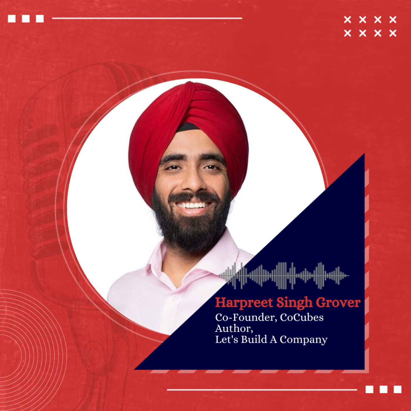 Inside the mind of Harpreet Singh Grover, Co-Founder, CoCubes, & Author, Let's Build a Company