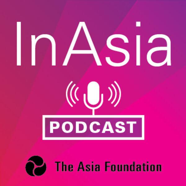 InAsia Podcast Artwork Image