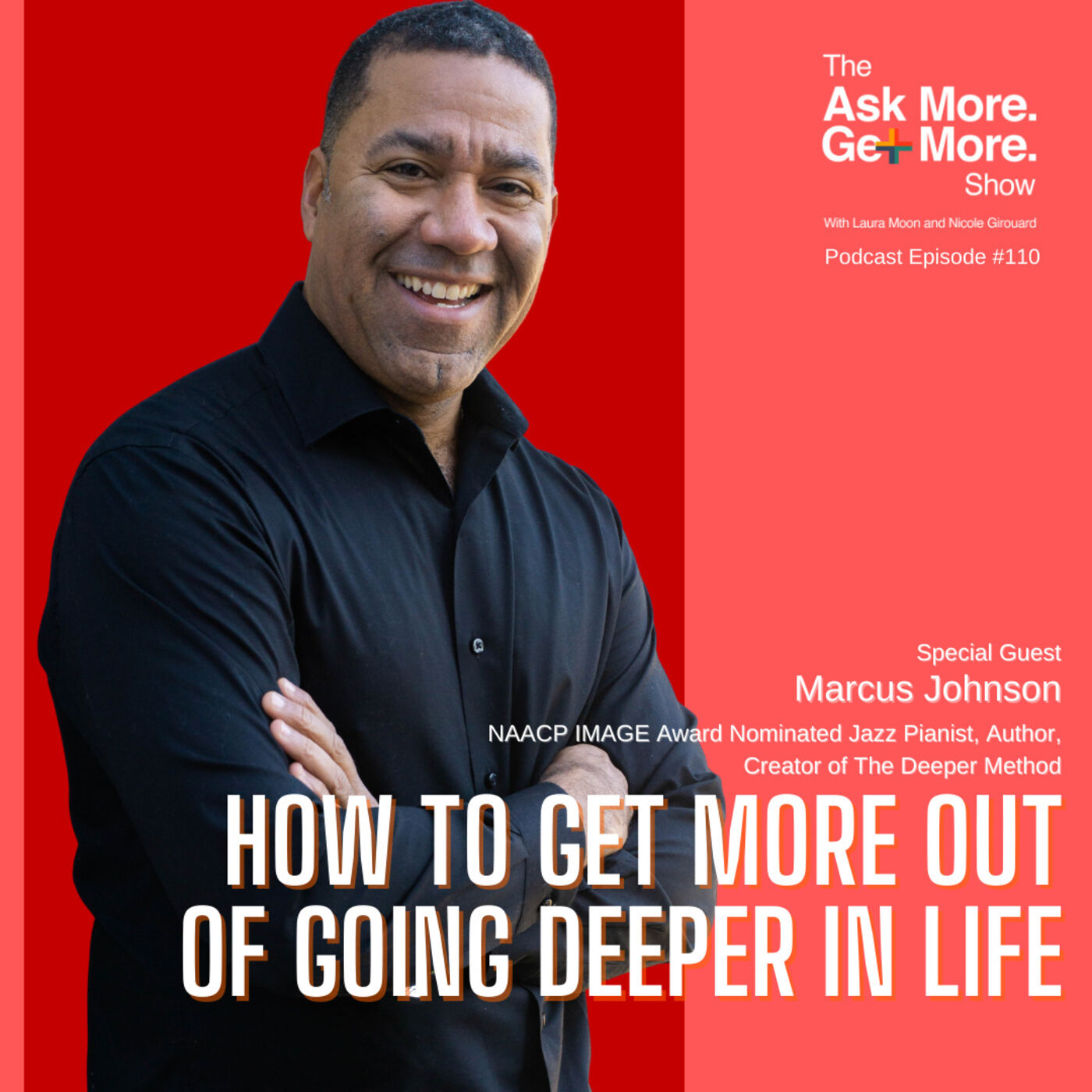 How to Go Deeper In Life - Wine, Music and Education [Marcus Johnson]