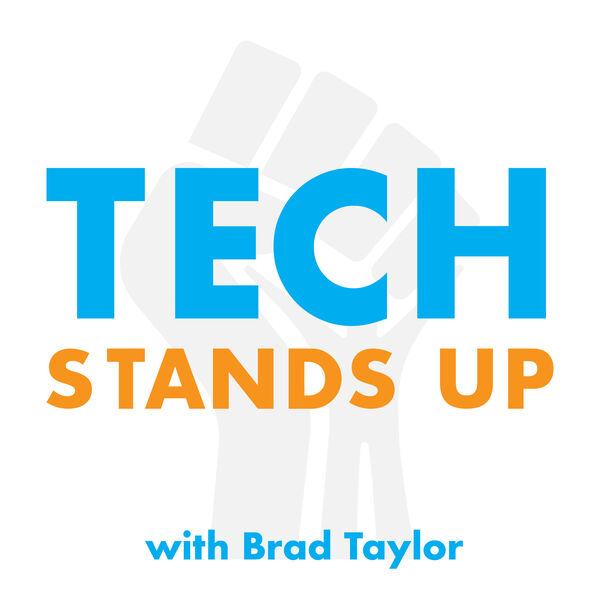 Tech Stands Up Podcast Artwork Image