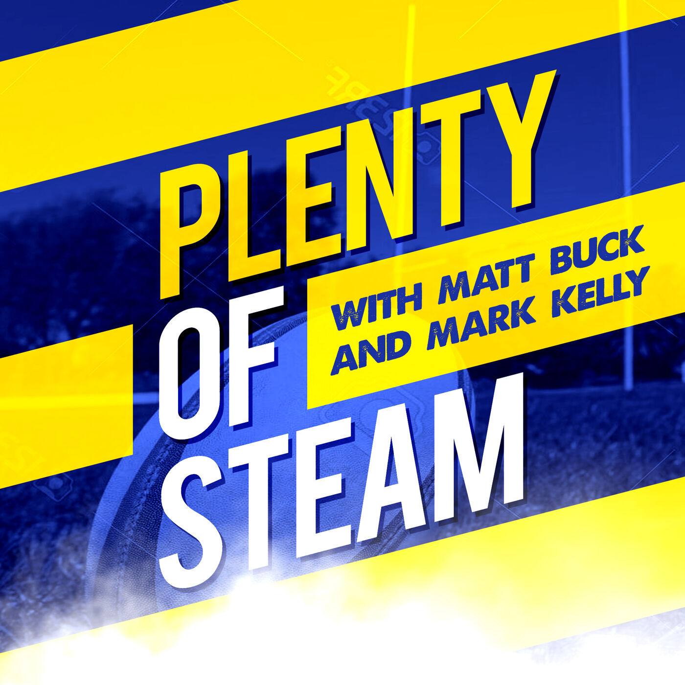 Plenty of Steam - The Official Podcast of Bay of Plenty Rugby