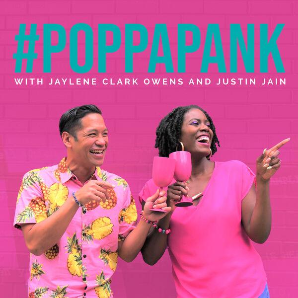 #PoppaPank Podcast Artwork Image