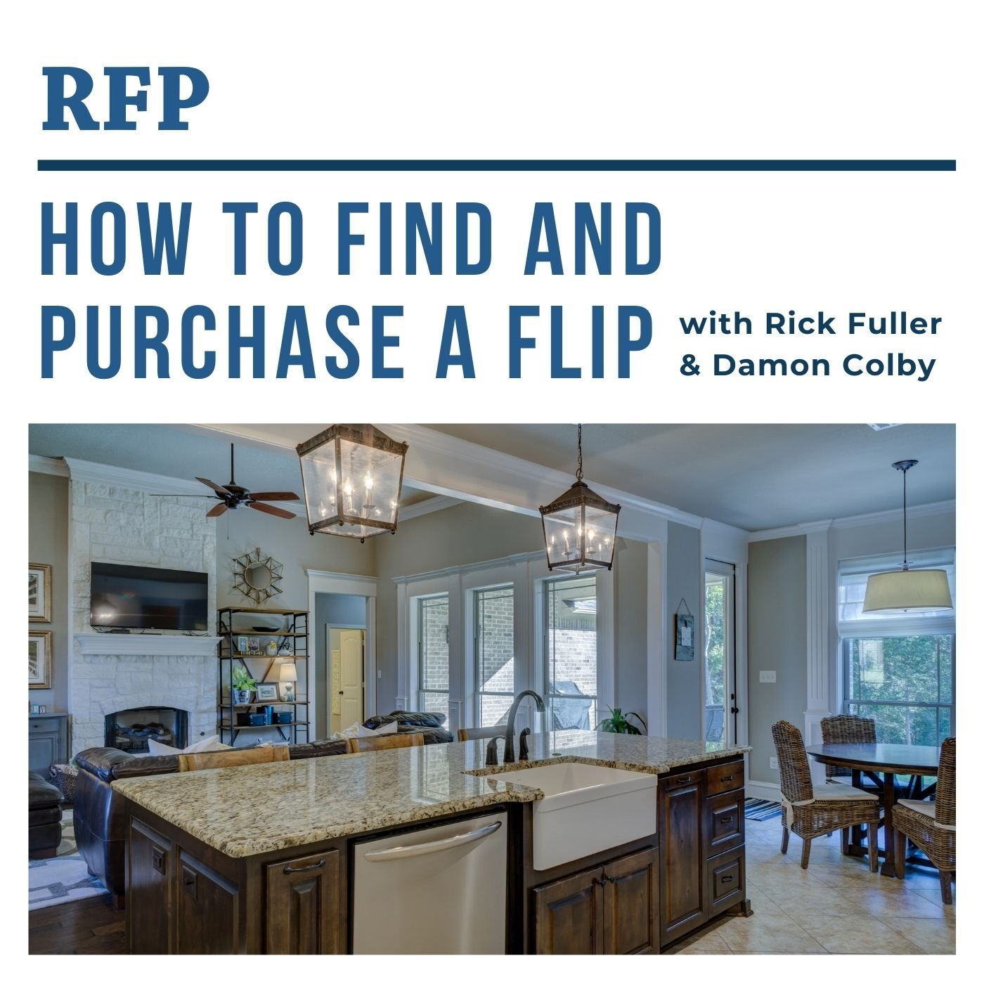 How to Find and Purchase a Flip