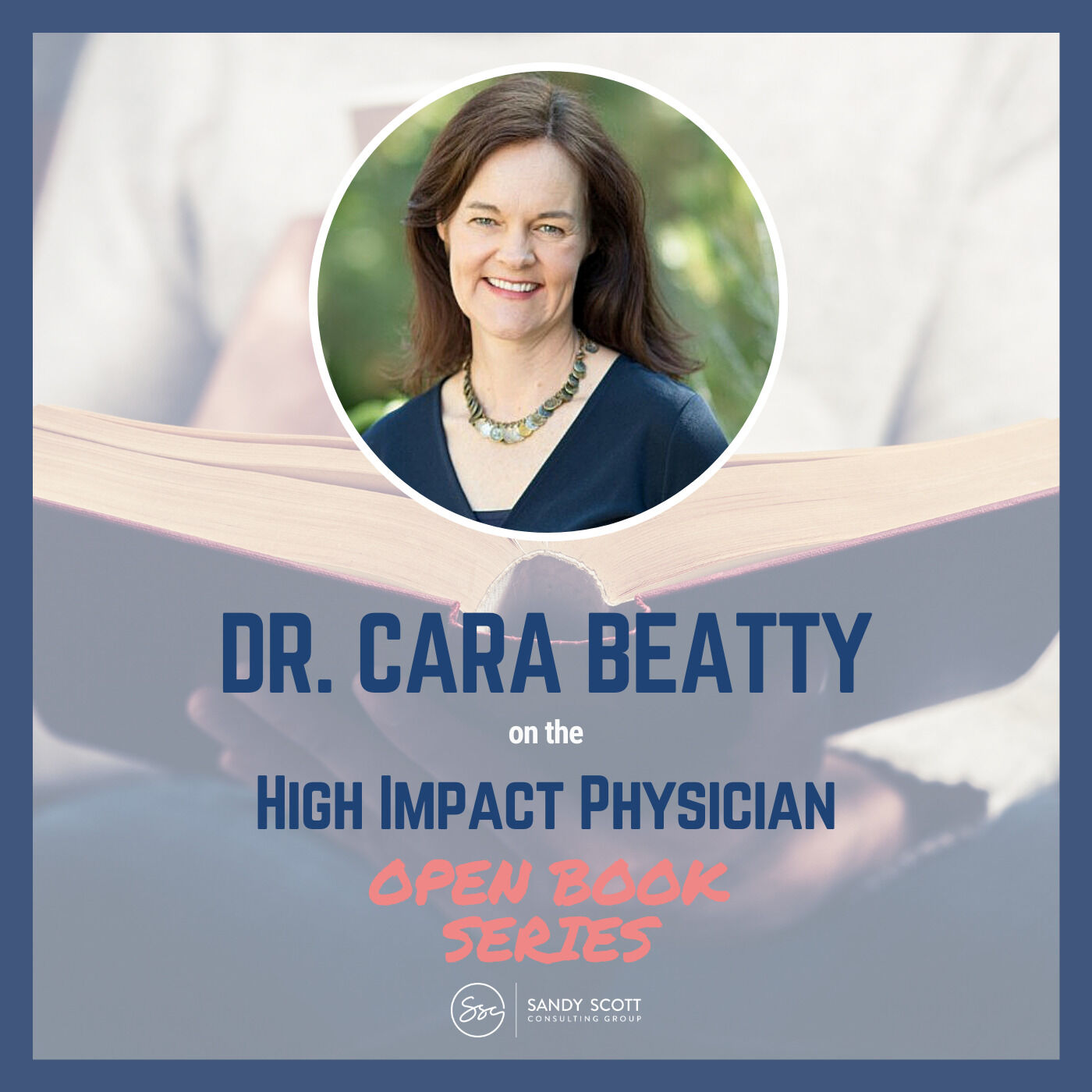 Open Book || Switch: How to Change Things When Change Is Hard (with Dr. Cara Beatty)