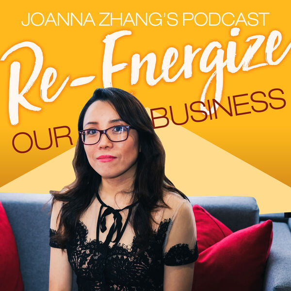 Reenergize Our Business Podcast Artwork Image