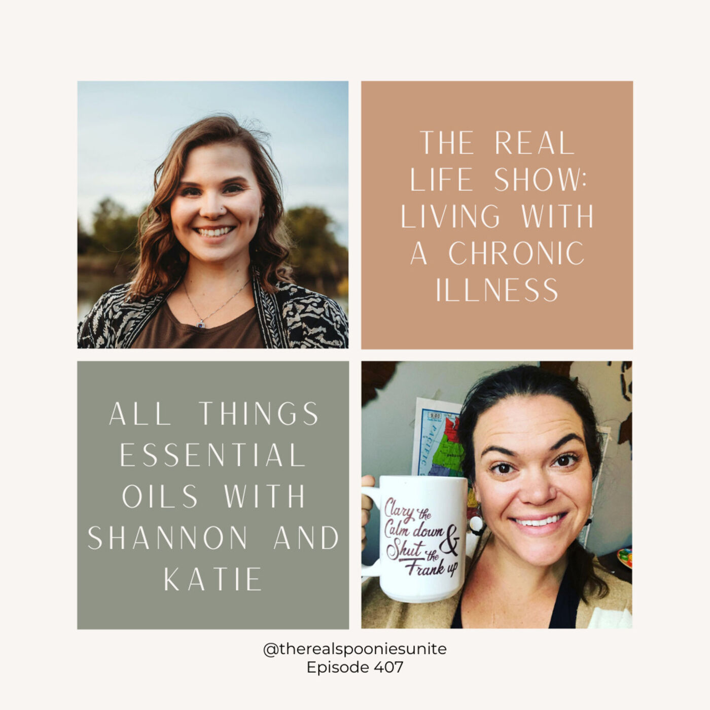 All Things Essential Oils with Shannon and Katie