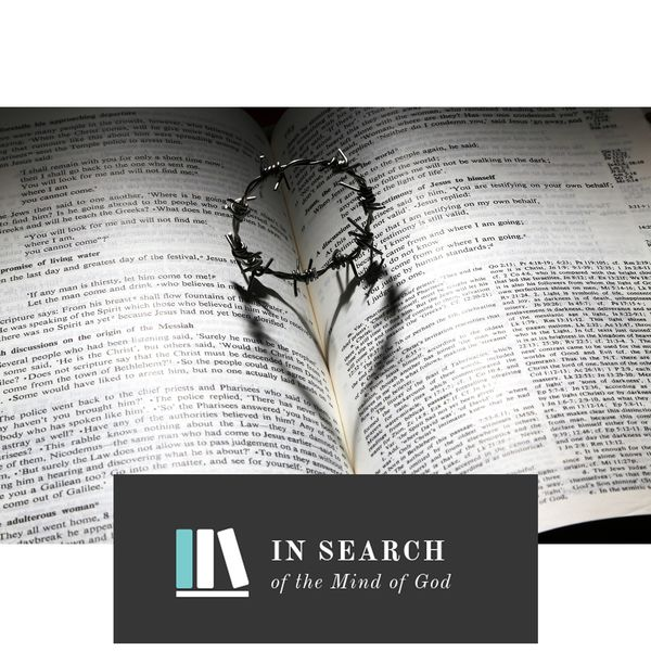 In Search of the Mind of God Podcast Artwork Image