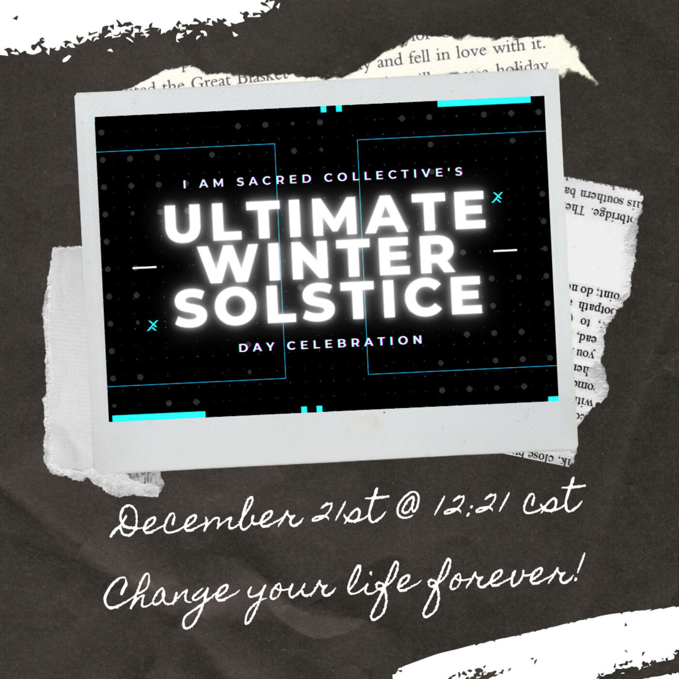 Bonus: The Ultimate Winter Solstice Replay
