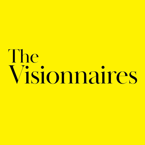 The Visionnaires Podcast Artwork Image