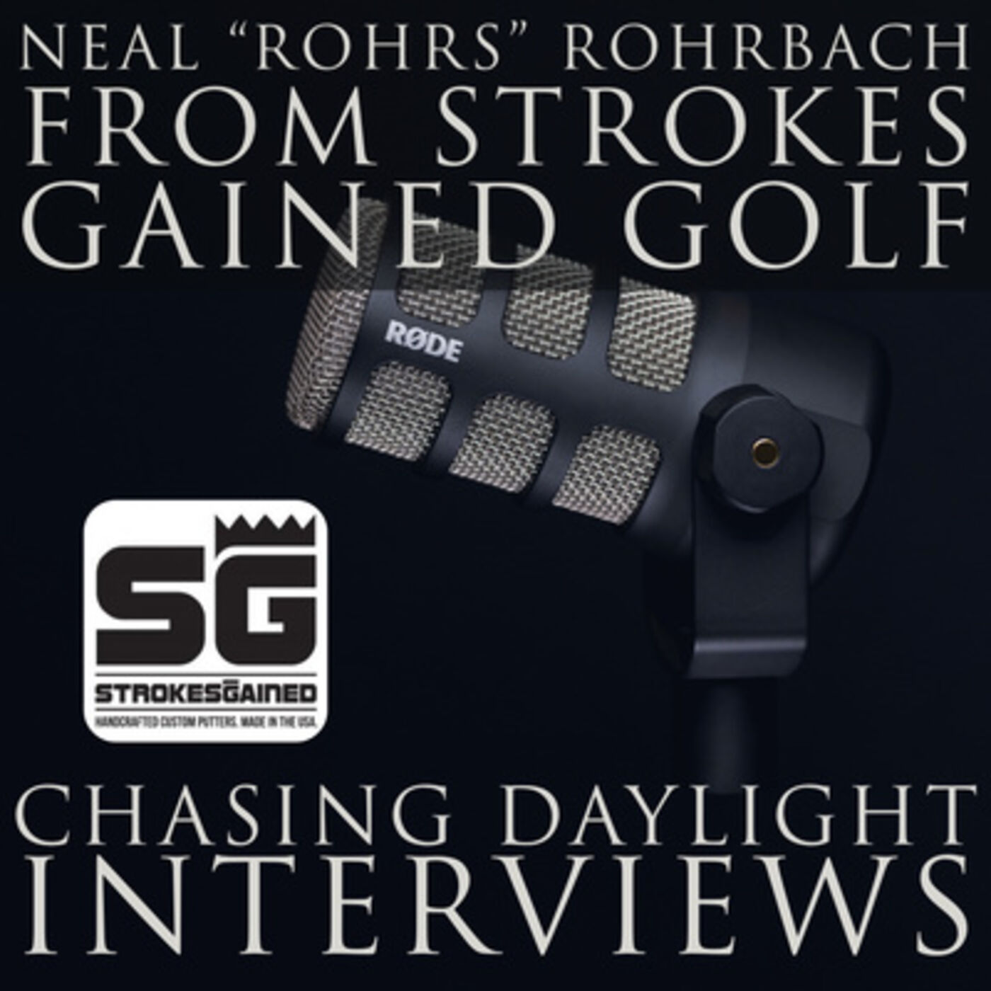 """E14: Neal """"Rohrs"""" Rohrbach from Strokes Gained Putters"""