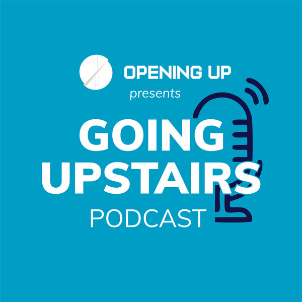 Going Upstairs Podcast Artwork Image