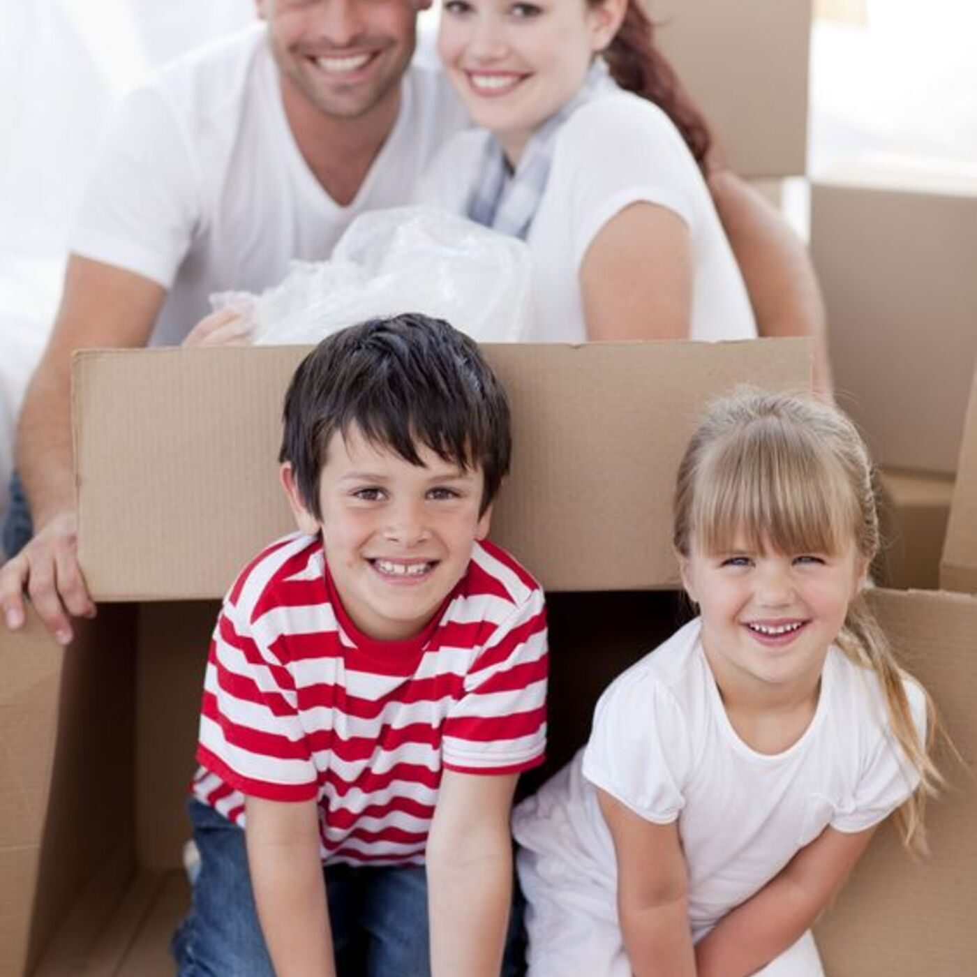 The Moving Home Nightmare? Or Best Ever? Show 537 - Moving the Mountains - with Trinity Movers