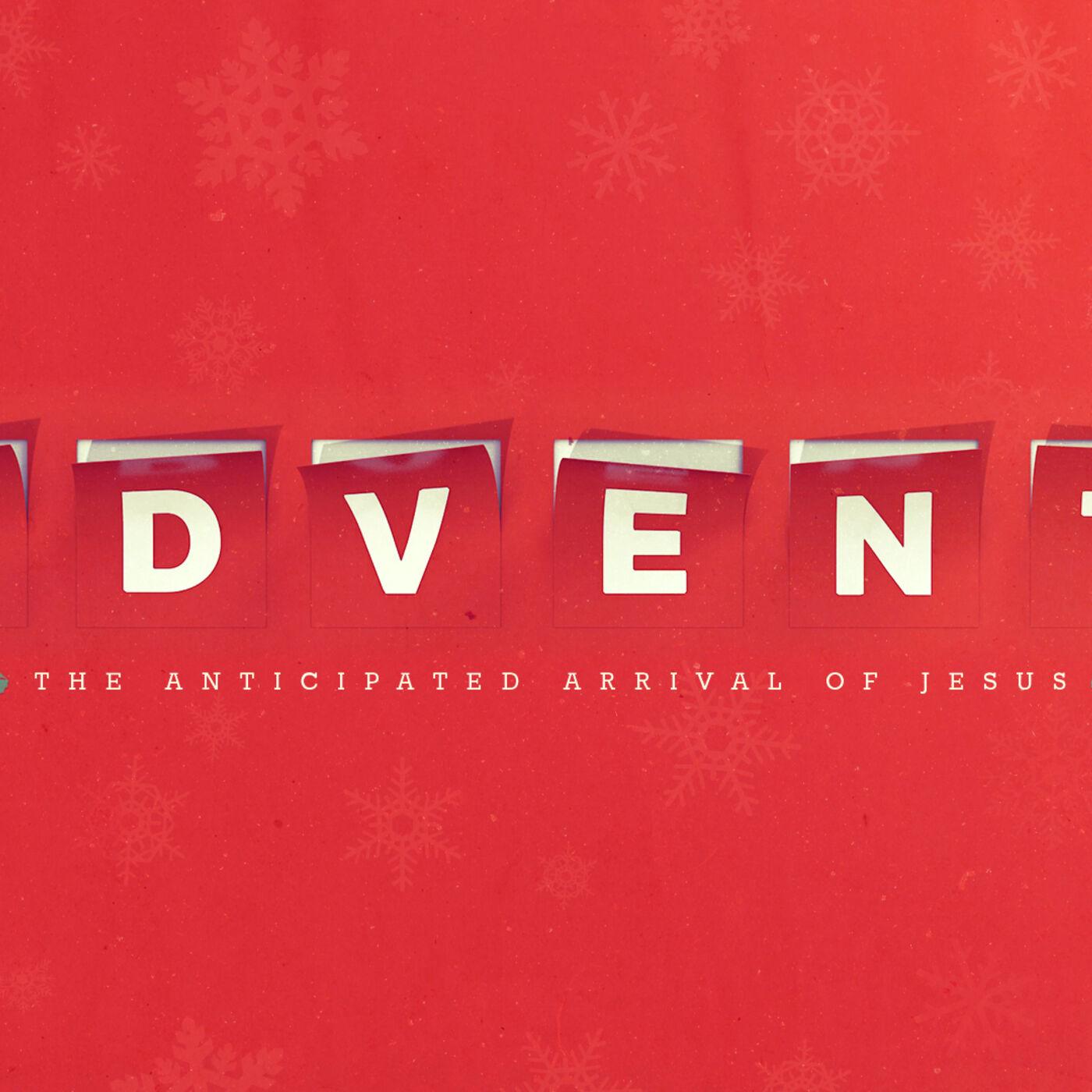 Isaiah 40 - Advent 2020 Night Service (Hope)