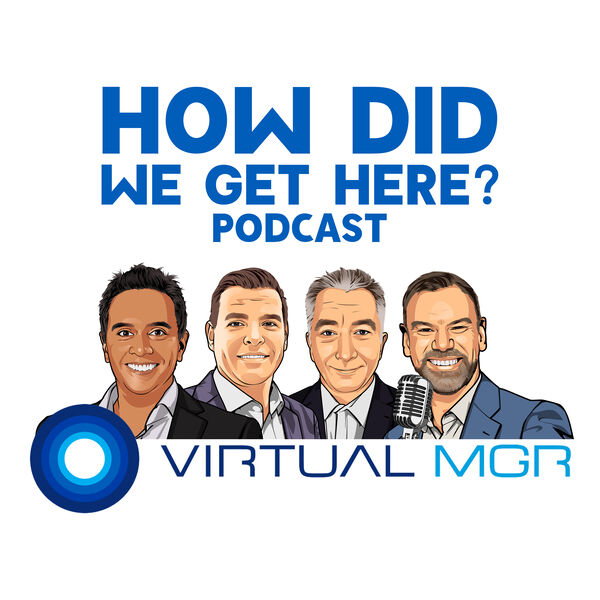The How Did We Get Here Podcast? Podcast Artwork Image