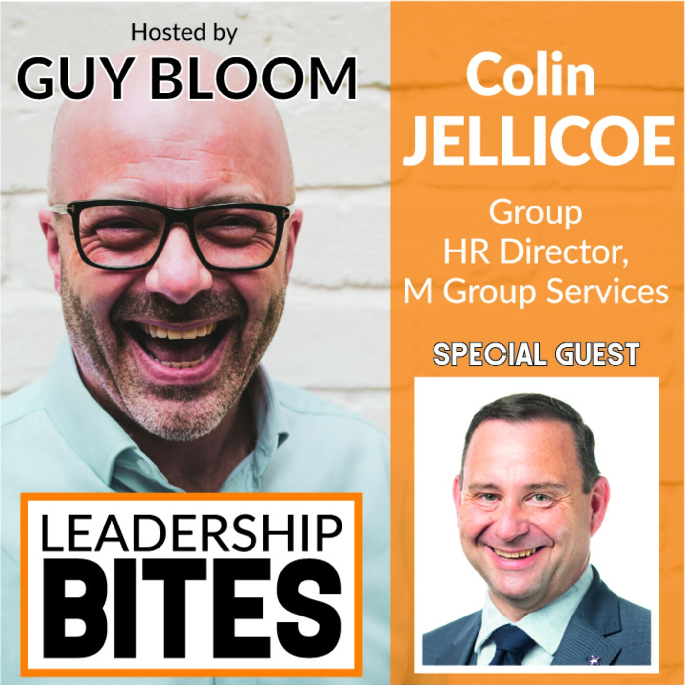 Colin Jellicoe, Group Human Resources Director, M Group Services