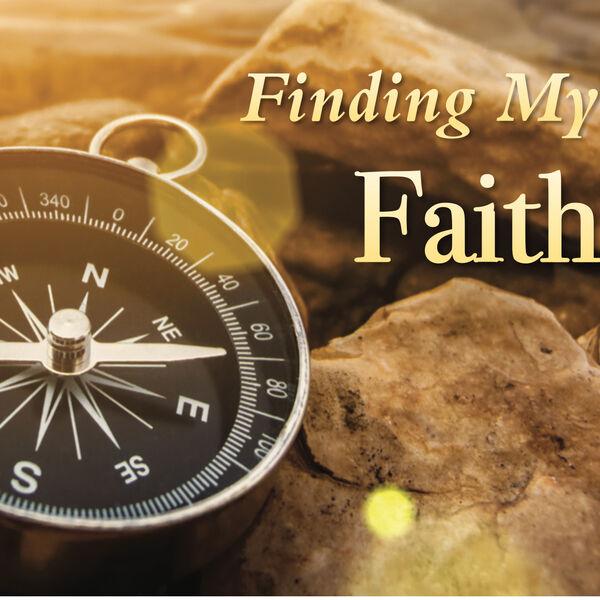 Finding My Faith Podcast Artwork Image
