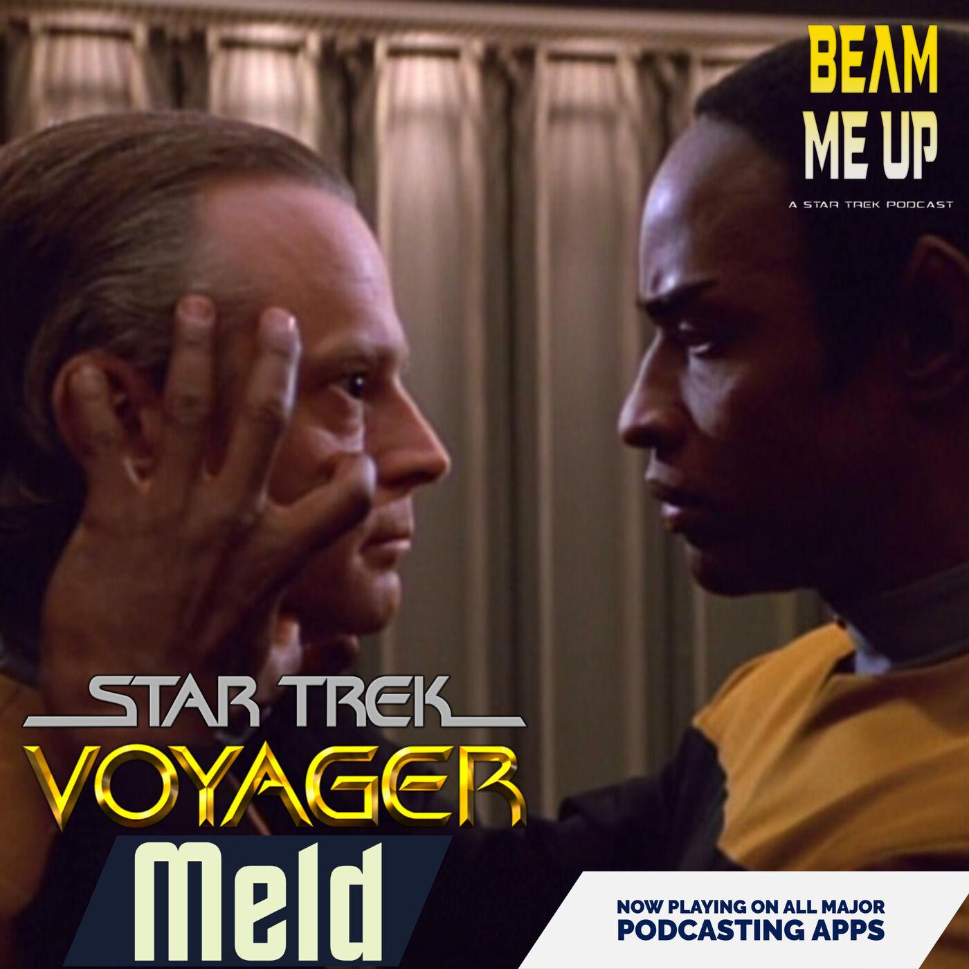 Star Trek: Voyager   Meld