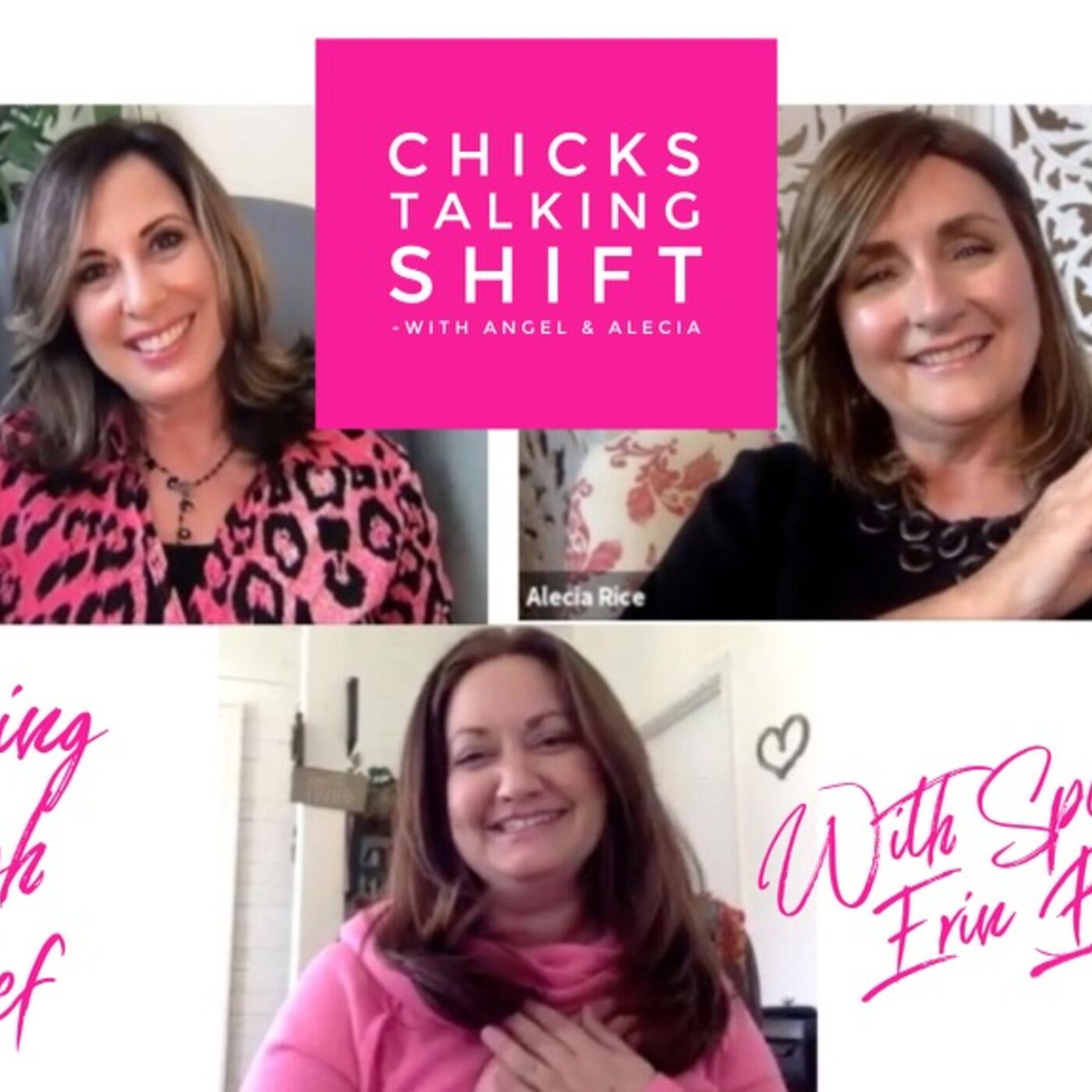 Growing through Grief Special Guest Series with Erin Browning - Free Gift Link