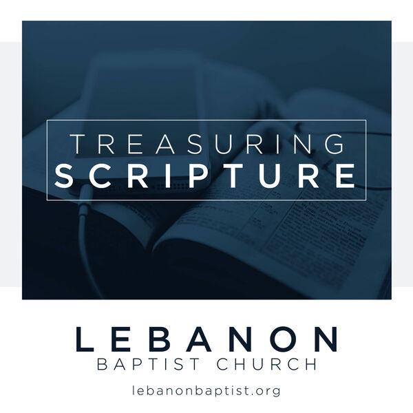 Treasuring Scripture Podcast Artwork Image