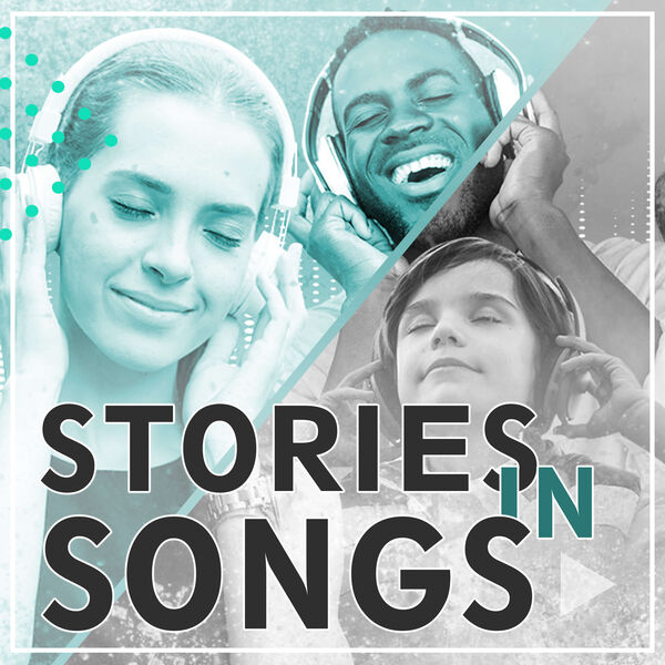 Stories in Songs Podcast Artwork Image
